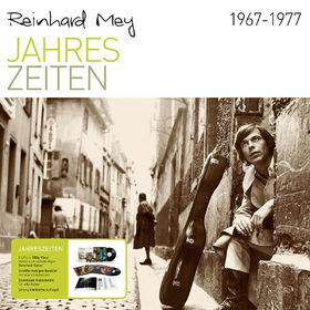 Reinhard Mey, Jahreszeiten 1967-1977, 00602557526752