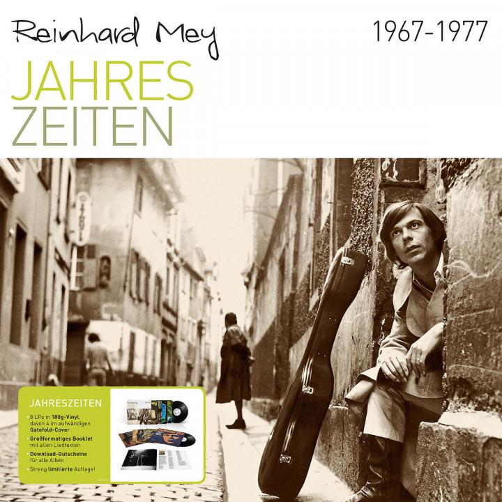 Jahreszeiten 1967-1977 (Ltd. Vinyl Edt.)