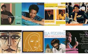 Ella Fitzgerald, Entstaubte Meisterwerke - Ellas Song Books kommen als Hi-Res-eAlben