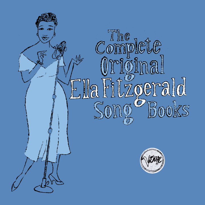 Ella Fitzgerald sings the Original Song Book