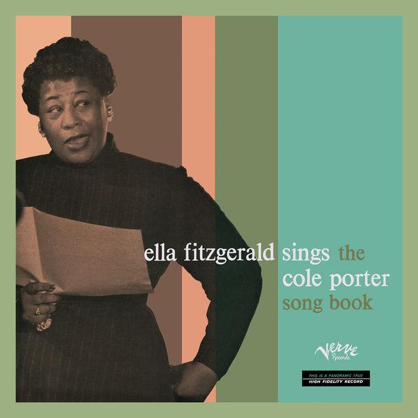 Ella Fitzgerald, Ella Fitzgerald sings the Cole Porter Song Book
