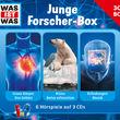 Was ist Was, Was Ist Was 3-CD Hörspielbox Vol.4 - Junge Forscher, 09783788670245