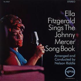 Ella Fitzgerald, Sings The Johnny Mercer Songbook, 00731453905726