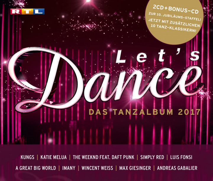 Let's Dance Das Tanzalbum 2017