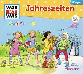 Was ist Was Junior, Folge 27: Jahreszeiten, 09783788643409