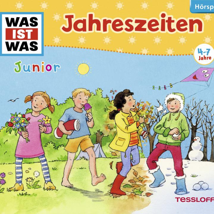 WiW jr Jahreszeiten Cover