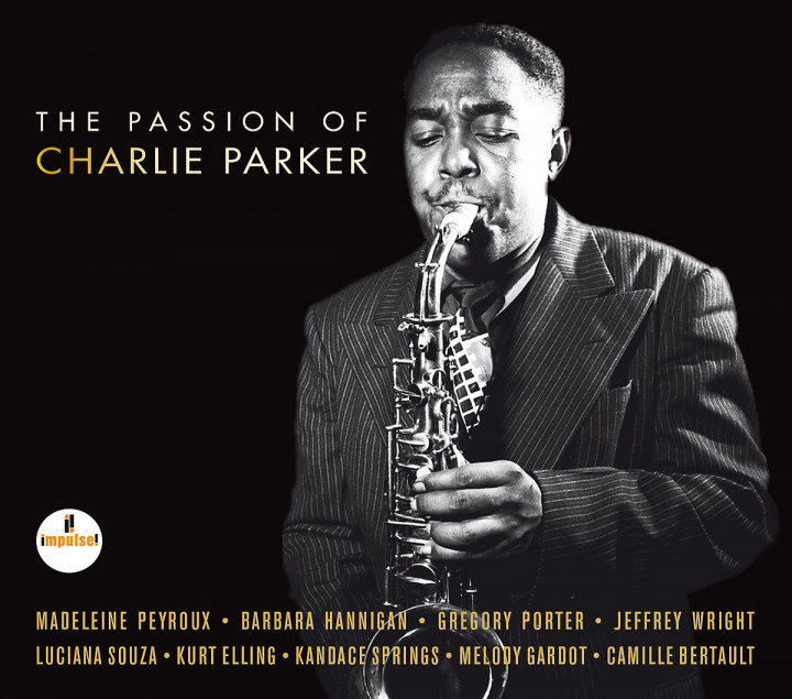 The Passion Of Charlie Parker (LP)