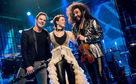 Ksenija Sidorova, Musikalisches Feuerwerk: Die ZDF-Yellow Lounge am Ostersonntag mit Ottensamer, Radulović & Sidorova