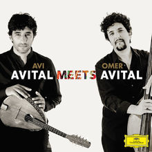 Avi Avital, Avital Meets Avital, 00028947965237