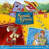 SimsalaGrimm, 01: Der gestiefelte Kater / Rapunzel, 00602557623345