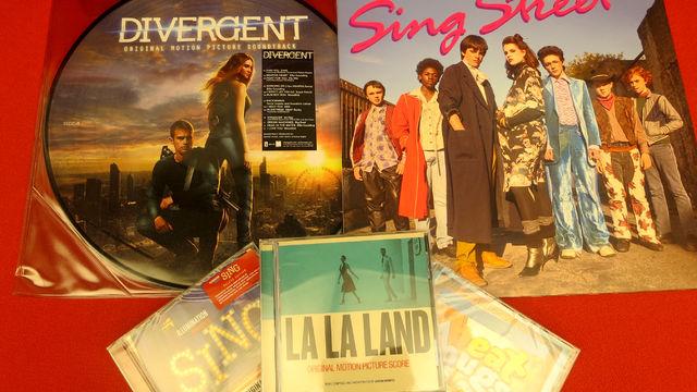 Soundtrack La La Land - Oster-Special: Gewinnt die besten Soundtracks auf CD oder Vinyl
