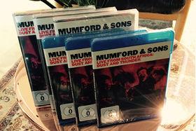 Mumford & Sons, Sonnige Aussichten: Gewinnt Mumford & Sons. Live From South Africa: Dust And Thunder
