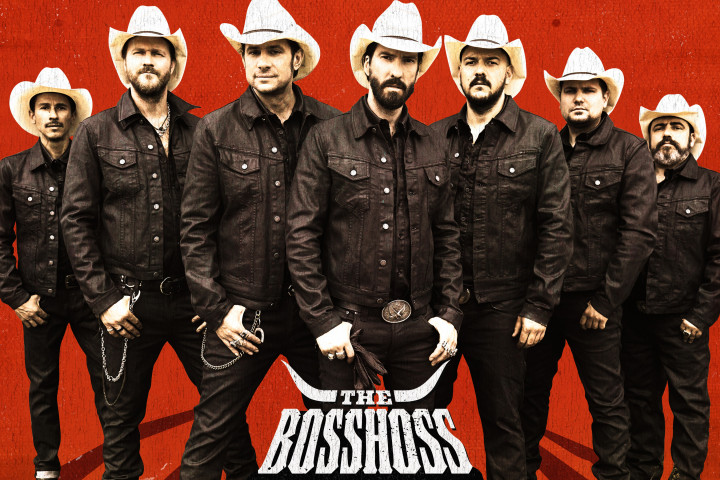 The BossHoss — Best Of