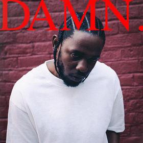 Kendrick Lamar, DAMN., 00602557631722