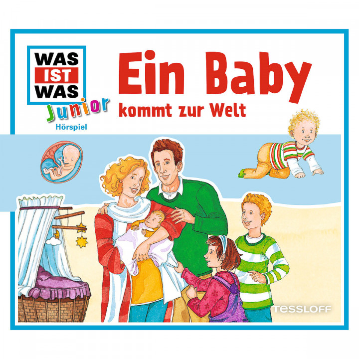 15: Ein Baby kommt zur Welt