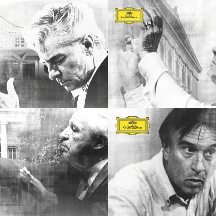 Karajan, Bernstein, Boulez, Abbado