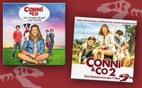 Conni, Jede Menge Hörspielabenteuer im großen Conni & Co-Gewinnspiel zum Kinostart