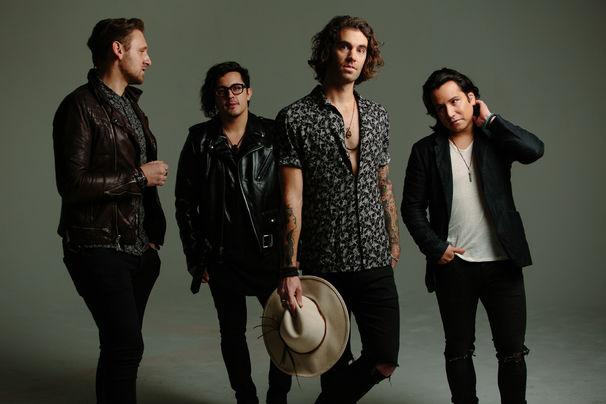 American Authors, Indie-Pop trifft auf Rock: American Authors präsentieren ihr Album What We Live For