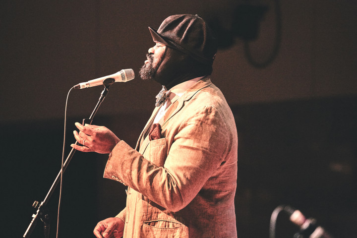 Gregory Porter by Ben Wolf