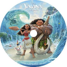 VAIANA, Vaiana - Picture Vinyl, 00050087364885