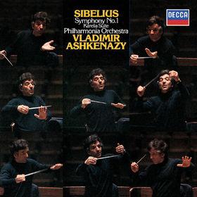 Vladimir Ashkenazy, Sibelius: Symphony No. 1; Karelia Suite, 00028948319893