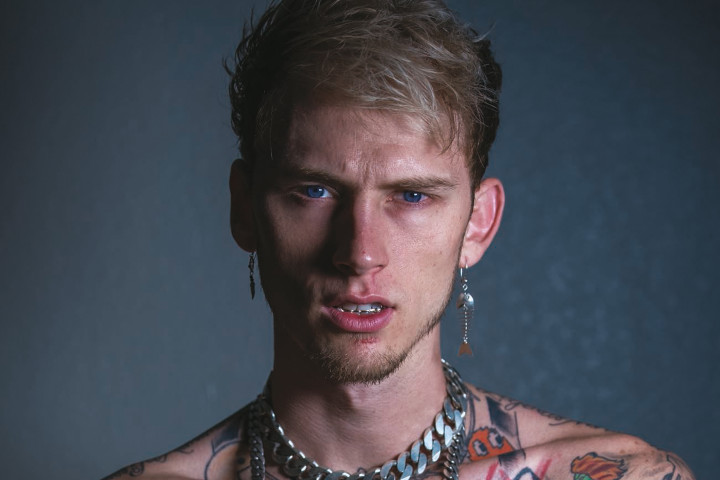 Machine Gun Kelly by Casey Perrymay