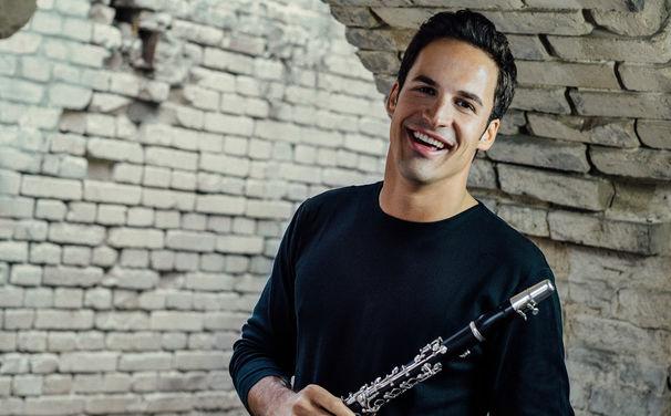 Andreas Ottensamer, Europakonzert: Andreas Ottensamer als Solist der Berliner Philharmoniker auf Zypern