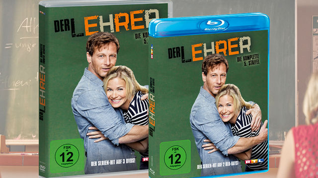 Der Lehrer, Die komplette 5. Staffel Der Lehrer jetzt auf DVD und Blu-Ray