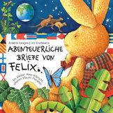 Iris Gruttmann, Abenteuerliche Briefe von Felix, 00602557575880