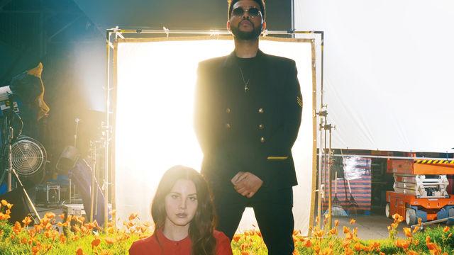 Lana Del Rey, Hier das Video ansehen: Lana Del Rey und The Weeknd zeigen Musikclip ihres Songs Lust For Life