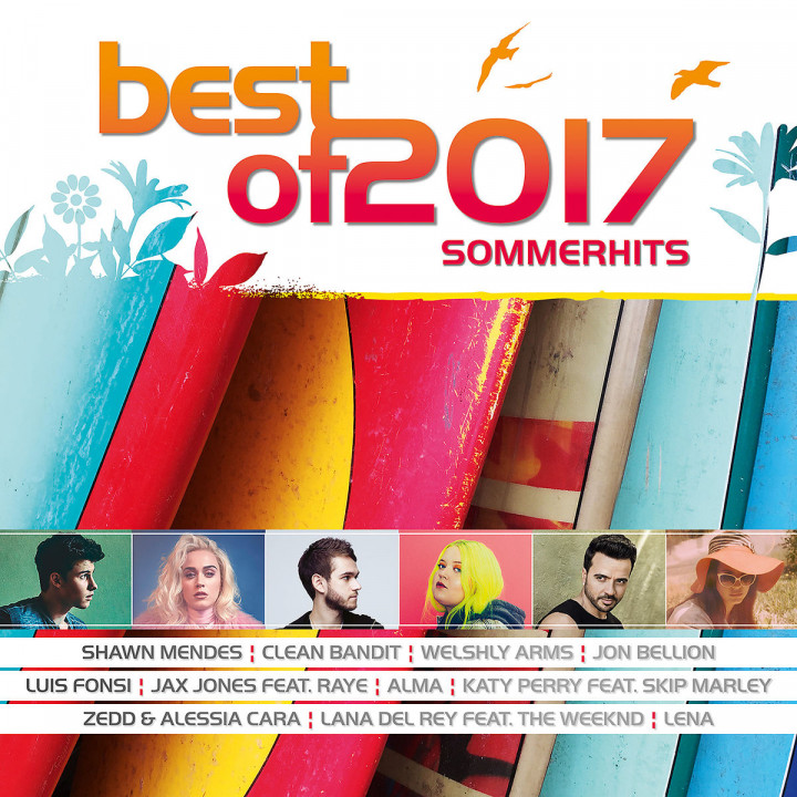 Best Of 2017 - Sommerhits