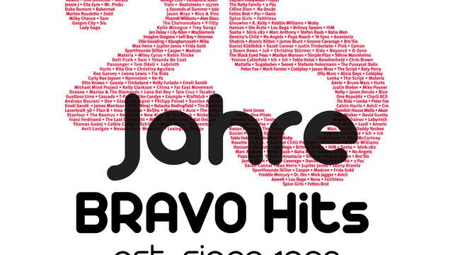 BRAVO Hits, Happy Birthday, BRAVO Hits!