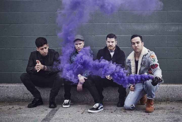 Fall Out Boy 2017