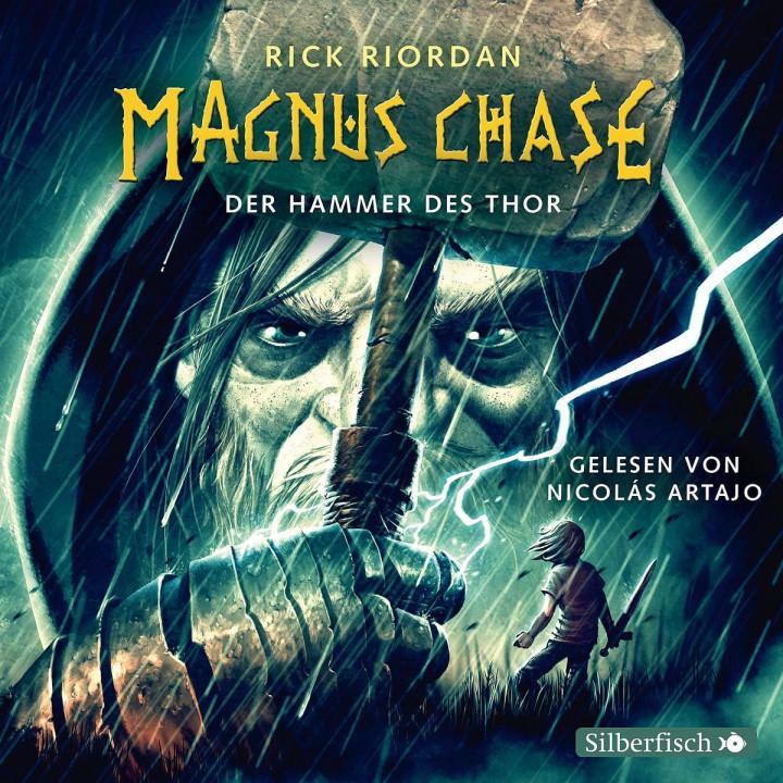 R. Riordan: Magnus Chase (02: Hammer des Thors)