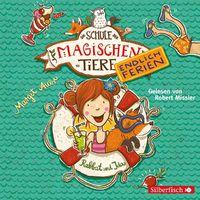 Various Artists, Margit Auer: Endlich Ferien 1 (Schule der Magischen Tiere), 09783867423205