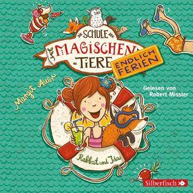Robert Missler, Margit Auer: Endlich Ferien 1 (Schule der Magischen Tiere), 09783867423205