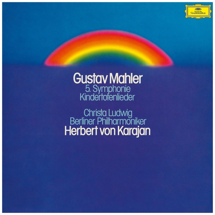 Mahler: Symphony No.5 In C Sharp Minor; Kindertotenlieder