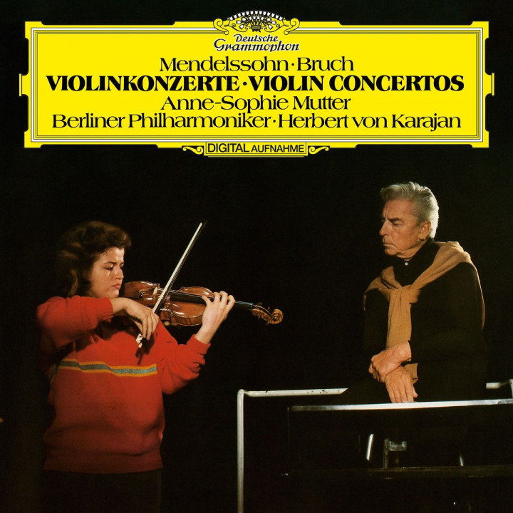 Mendelssohn: Violin Concerto In E Minor, Op.64, MWV O14 / Bruch: Violin Concerto No.1 In G Minor, Op.26