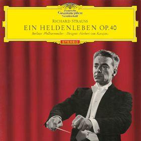 Die Berliner Philharmoniker, R. Strauss: Ein Heldenleben, Op.40, TrV 190, 00028947972198