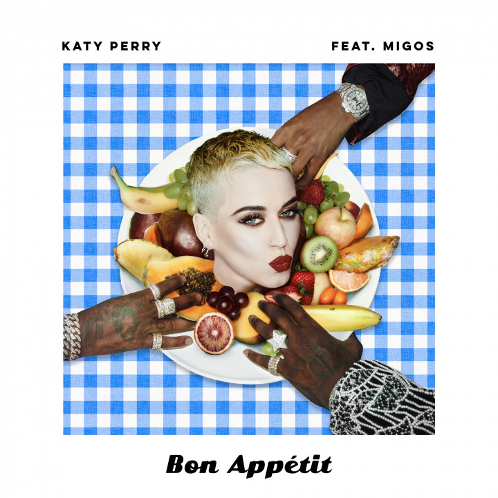 Katy Perry Cover Bon Appetit feat. Migos