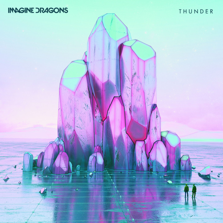 Imagine Dragons Thunder Cover