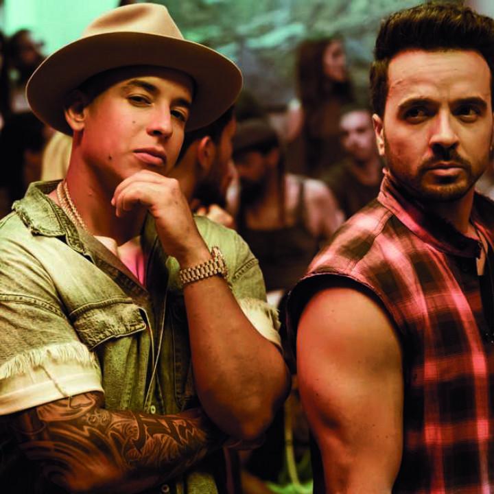 Luis Fonsi & Daddy Yankee—2017