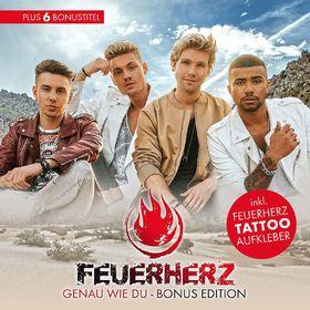 Feuerherz, Genau wie du (Bonus Edition), 00602557635775
