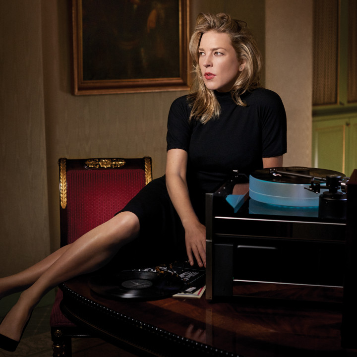 Diana Krall — Turn Up The Quiet
