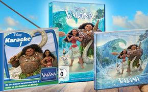 VAIANA, VAIANA-Gewinnspiel: holt euch das Südsee-Abenteuer nach Hause