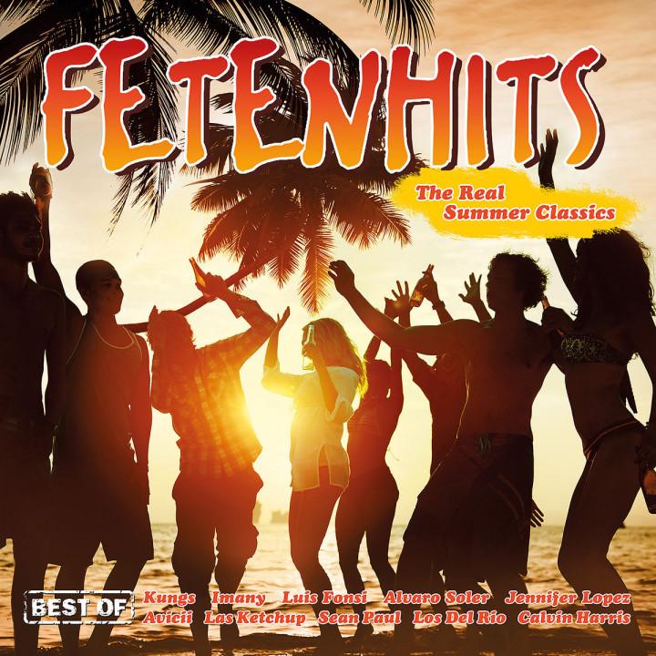 Fetenhits - The Real Summer Classics