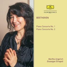 Martha Argerich, Beethoven: Piano Concertos Nos. 1 & 2, 00028948281466