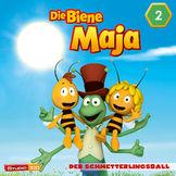 Die Biene Maja, 02: Der Schmetterlingsball u.a. (CGI), 00602557662948