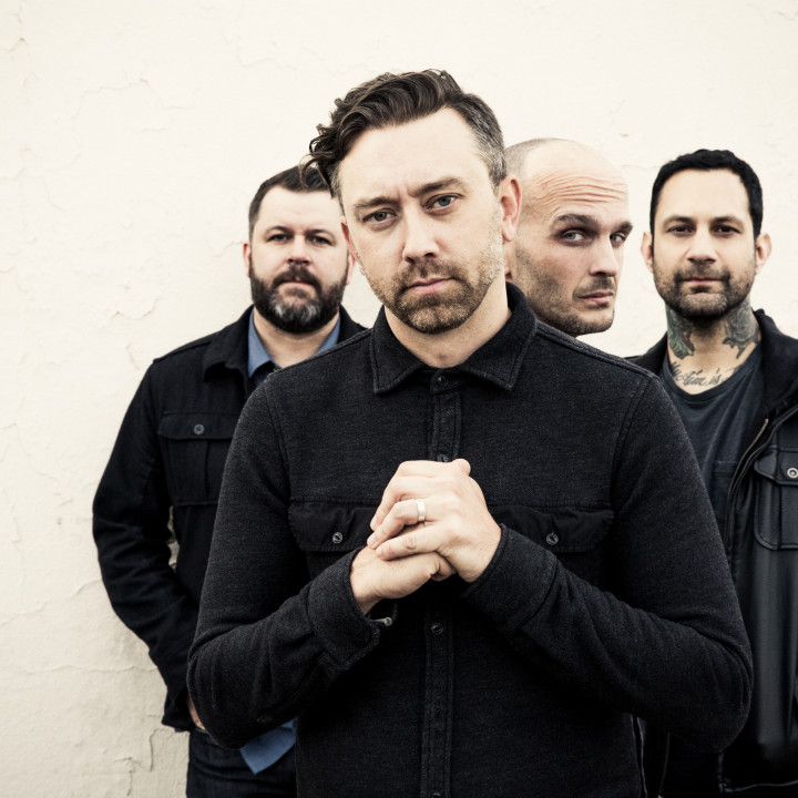 Rise Against 2017 — Pressebild