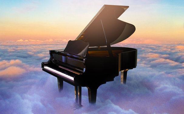 Diverse Künstler, Pure Entspannung - Das Album Peaceful Piano verströmt Ruhe und Frieden